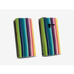 Flip Fantastic - Alcatel One Touch Pop 3 (5) - futerał na telefon - sznurowadła