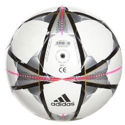 76f00328a adidas Performance FINALE MILANO MINI Piłka do piłki nożnej  white/black/silver metallic