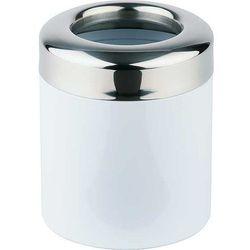 Stołowy Pojemnik na Odpadki | Metalowy | Ø120x150 mm
