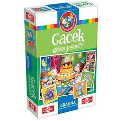 Granna, gra losowa Gacek gdzie jesteś?