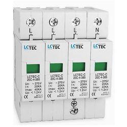 LC Ochronnik ogranicznik przepięć LCTEC-C 4-polowy klasa C