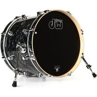 Drum Workshop Bassdrum Performance Black Diamond