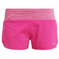Nike Performance RIVAL Krótkie spodenki sportowe vivid pink/reflective silver