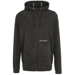 Billabong NORTH BAY POLAR Bluza rozpinana dark grey heath
