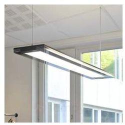 Lampa wisząca Levit-P z LED czarna