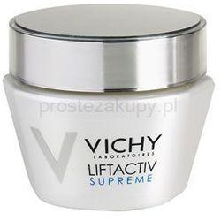 Vichy Liftactiv Supreme liftingujący krem na dzień do skóry suchej + do każdego zamówienia upominek.