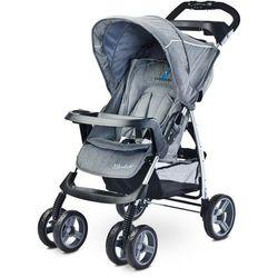 Caretero, Wózek spacerowy, Monaco grey Darmowa dostawa do sklepów SMYK
