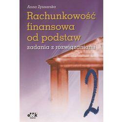 Rachunkowość finansowa od podstaw (opr. miękka)