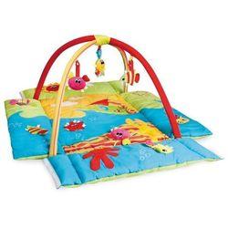 Mata edukacyjna CANPOL BABIES 3 w 1 Kolorowy Ocean 68/030