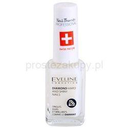 Eveline Cosmetics Nail Therapy wzmacniający lakier do paznokci + do każdego zamówienia upominek.