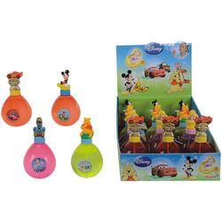 Disney bańki mydlane 220ml, 4 rodzaje