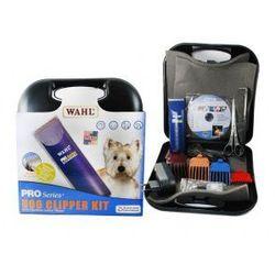 Wahl Pro Series 2002 - akumulatorowa maszynka do strzyżenia psów