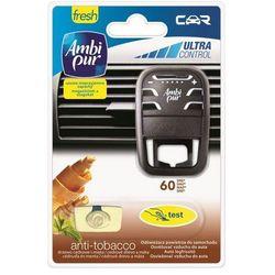 AMBI PUR 7ml Car Anti Tobacco odświeżacz powietrza + zapach