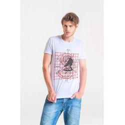 NASCIT - Koszulka Męska T-shirt BIAŁY