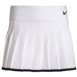 Nike Performance VICTORY Spódnica sportowa white/black