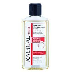 Ideepharm Radical Med Anti Hair Loss szampon przeciw wypadaniu włosów + do każdego zamówienia upominek.