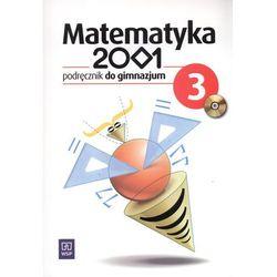 MATEMATYKA 2001 3 GIMNAZJUM PODRĘCZNIK 2013 (opr. broszurowa)