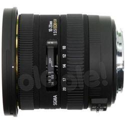 Sigma 10-20 mm f/3,5 EX DC HSM Pentax/Samsung