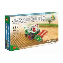 Mały konstruktor maszyny rolnicze - Bison