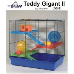 Inter-Zoo klatka dla chomika Teddy Gigant II