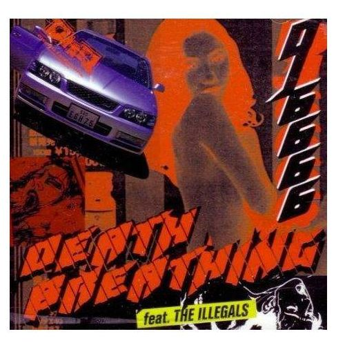 Death Breathing - Dj 6666 (Płyta CD)