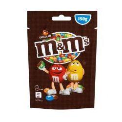 Czekoladowe kulki M&M's Chocolate w kolorowych skorupkach 150 g