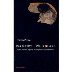 Wampiry i wilkołaki (opr. miękka)