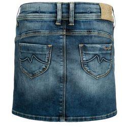 Pepe Jeans SONIA Spódnica jeansowa denim