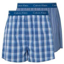 Calvin Klein Underwear 2 PACK Bokserki larkin plaid/gallagher stripe