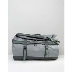 The North Face Base Camp Duffel Bag In Small Grey - Grey