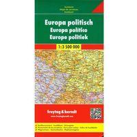 Europa Politisch Europa Politicoeurope Politiek (opr. miękka)