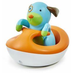 Skip Hop, Piesek Zoo i jego pływający pojazd, zabawka niemowlęca Darmowa dostawa do sklepów SMYK
