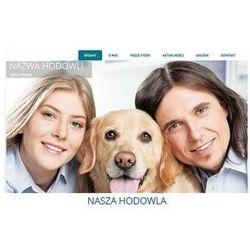 Szablon Joomla / WordPress dla hodowli psów SH1a