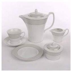 Zestaw do kawy dla 12 osób porcelana Chodzież Venus