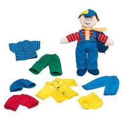 Lalka Marc z ubrankami