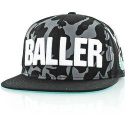 czapka z daszkiem K1X - Core Baller Black Camo/White (0109) rozmiar: OS