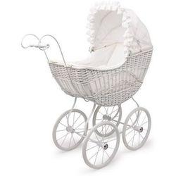 Wózek wiklinowy dla lalek Lidia