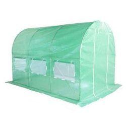 Tunel foliowy HOME&GARDEN 200 x 300 cm (6 m2) Zielony