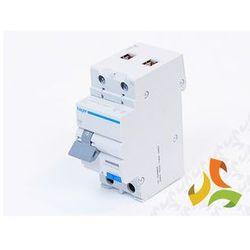 ADC970D (AD970B) Wyłącznik różnicowoprądowy, różnicówka z modułem nadprądowym 6KA,20A,30mA,2bieg.typAC HAGER