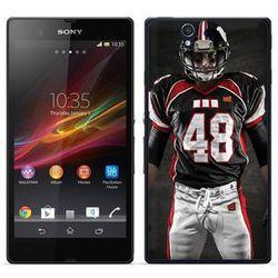 Foto Case - Sony Xperia Z - etui na telefon - sportowiec