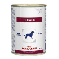ROYAL CANIN Hepatic - puszka 420g