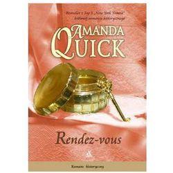 Rendez-Vous - Amanda Quick - Zaufało nam kilkaset tysięcy klientów, wybierz profesjonalny sklep (opr. miękka)