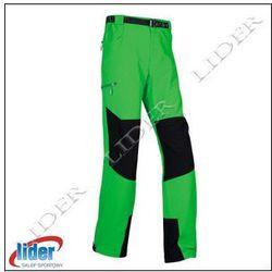 Spodnie trekkingowe MILO TACUL / kolory