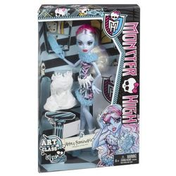 Monster High Straszyplastyka Abbey Bominable