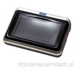 Glancetron 70-CT, changetray, 17.8cm (7''), srebrno-czarny, wejście USB