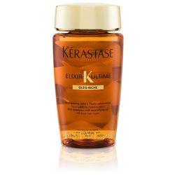 Kerastase Elixir Ultime Oleo-Riche - odżywcza kąpiel do włosów grubych 250ml