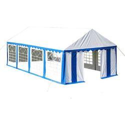 vidaXL Pawilon ogrodowy 8x4m, niebieski Darmowa wysyłka i zwroty