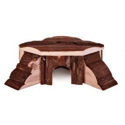 Drewniany domek dla gryzoni Thordis