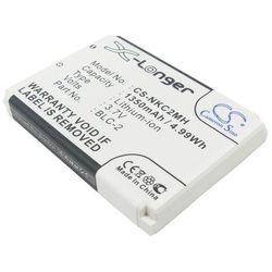 Nokia 3310 / BLC-2 1350mAh 4.99Wh Li-Ion 3.7V (Cameron Sino)