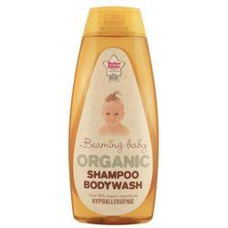 - BEAMING BABY - Hypoalergiczny Żel do Mycia Ciała i Włosów